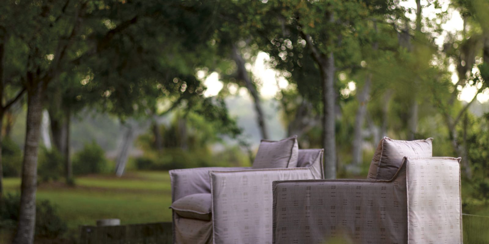 Lee Industries Outdoor Swivel Chairs